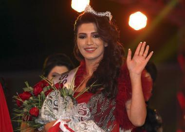 صور فينك محمد عبد الكريم ملكة جمال كردستان العراق 2013