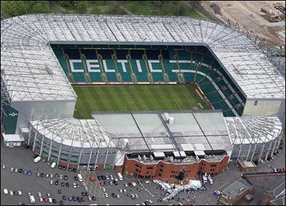 Celtic vs Barcelona 1/10/2013 UEFA