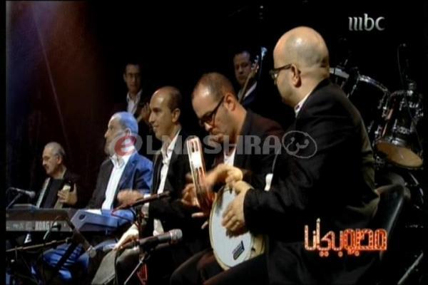صور احمد جمال نجم عرب ايدول وصابر الرباعي في برنامج محبوبي انا