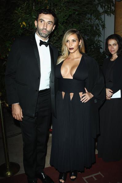 ��� Kim Kardashian �� ��� ������ Pavillon Ledoyen �����