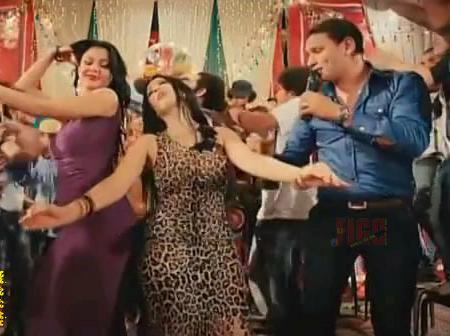 صور صافيناز في فيلم القشاش 2013