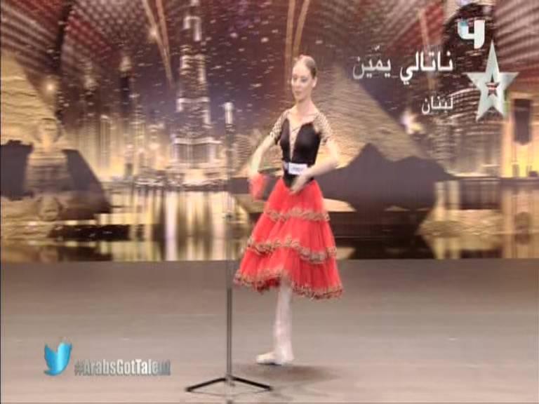 ��� ������ ���� ������ ������ Arabs Got Talent