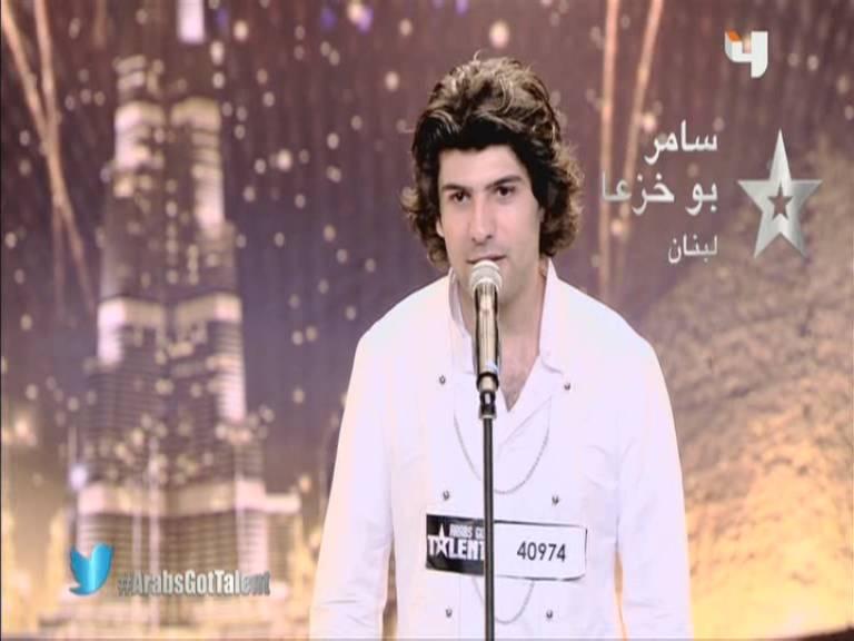��� ���� ��� ���� ����� ������ Arabs Got Talent
