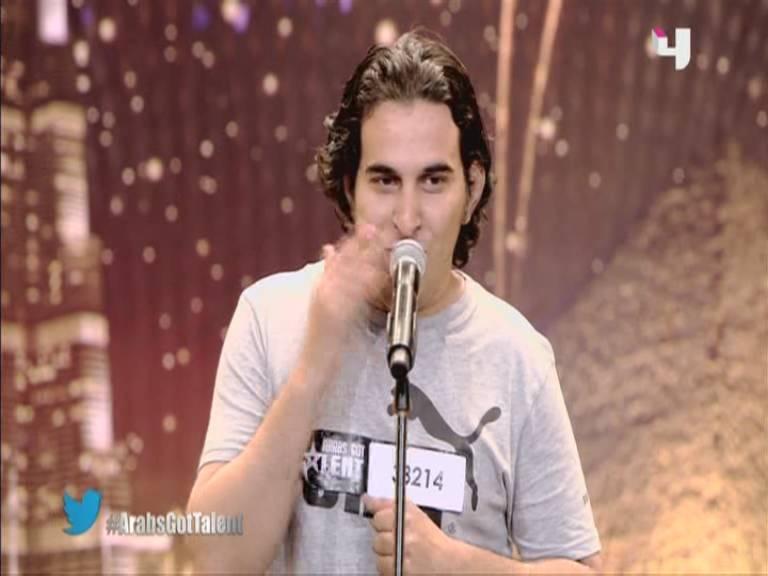 ��� ���� ������� ����� ������ Arabs Got Talent