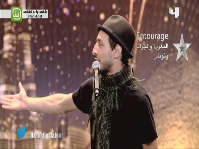 ��� ���� Entourage �� ������ Arabs Got Talent