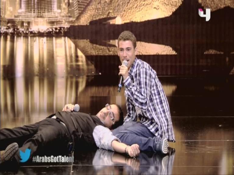 ��� ���� ��� ����� ������ Arabs Got Talent