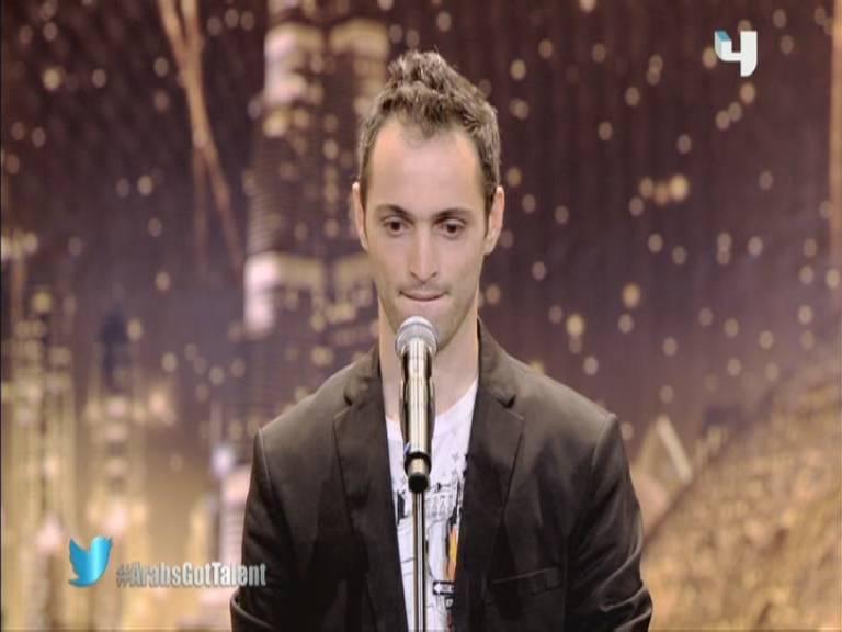 ��� ��� ���� ����� ������ Arabs Got Talent