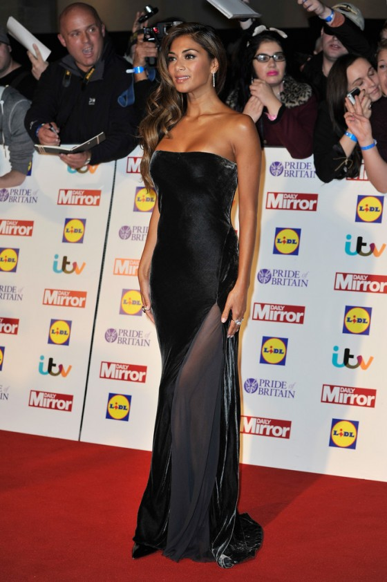 ��� ����� ��� - ����� �������� �� �� ��� Pride of Britain Awards 2013