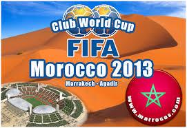 نتائج قرعة كأس العالم للأندية 2013 في المغرب