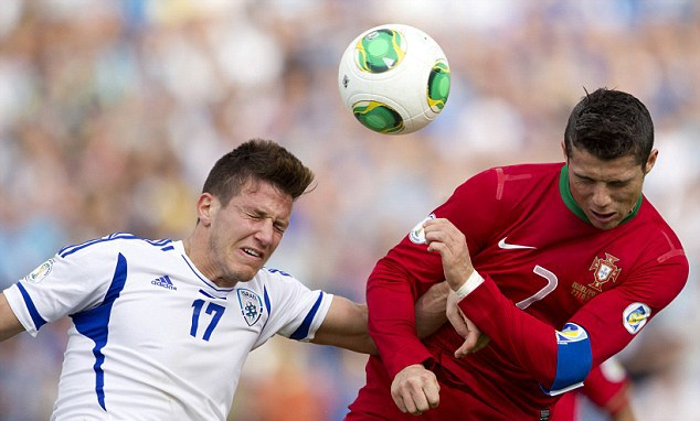 Portugal vs Israel 11-10-2013 - fifa world cup 2014 qualification