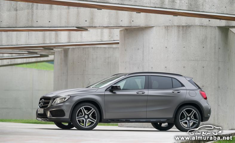 ��� - ������� ������ ��� 2015 - Mercedes-Benz GLA 2015
