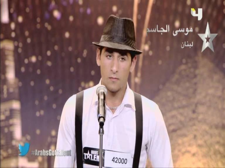 ��� ���� ������ �� ������ Arabs Got Talent
