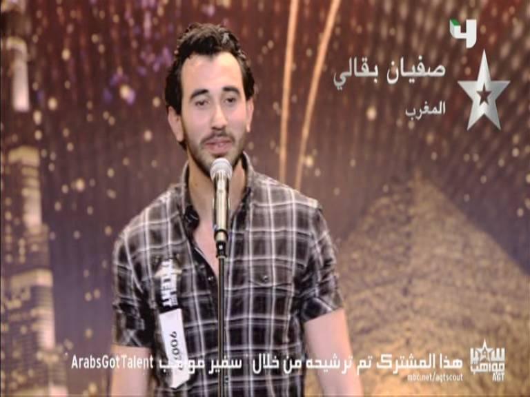 ��� ����� ����� �� ������ Arabs Got Talent