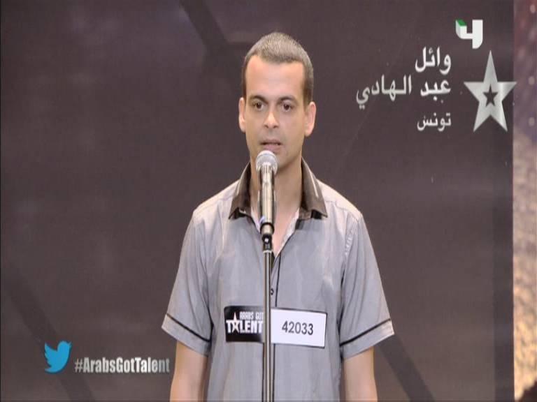 ��� ���� ��� ������ �� ������ Arabs Got Talent