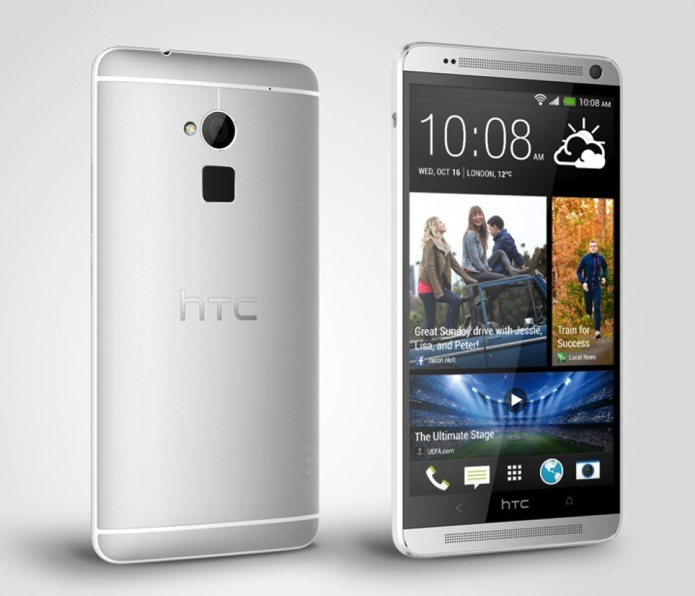 ���� ��� ������� Htc One max ������