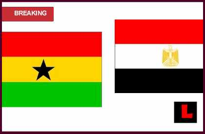 Egypt vs Ghana 15-10-2013 World Cup 2014 qualifying match