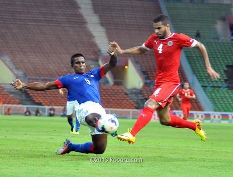 ملخص - نتيجة مباراة البحرين وماليزيا اليوم الثلاثاء 15-10-2013