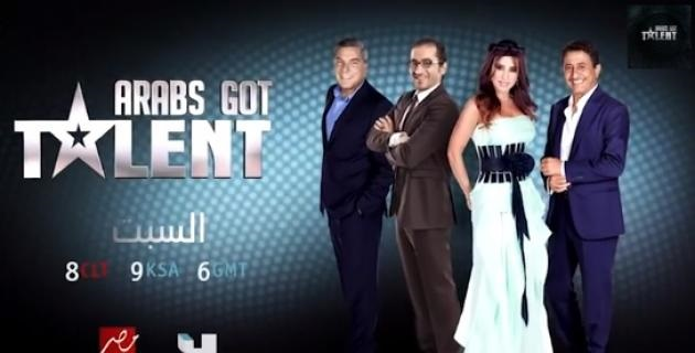 ������ - ������ ������ 6 ������ Arabs Got Talent 3 ����� 19-10-2013
