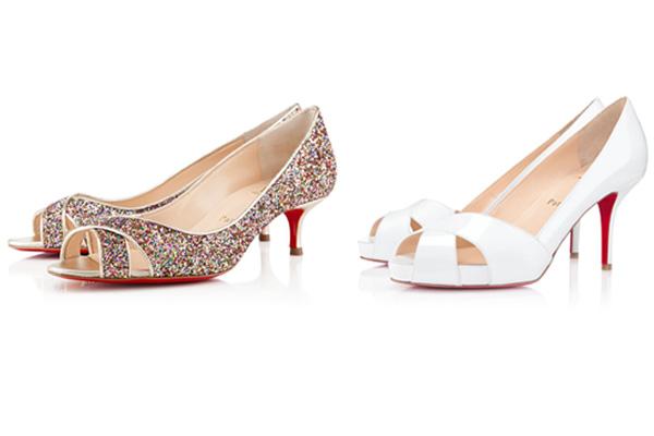 صور أحذية للعروس جميلة 2014 - صور أحذية العروس 2014