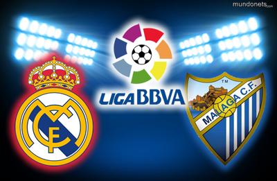 Real Madrid vs Malaga La Liga saturday 19-10-2013