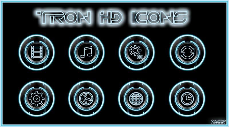 TRON Skin for VTI