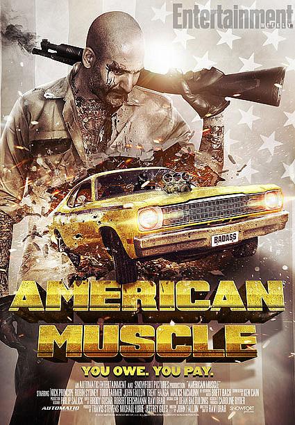 بوستر فيلم American Muscle