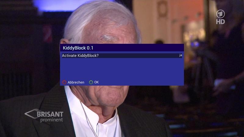 Plugin KiddyBlock 0.1