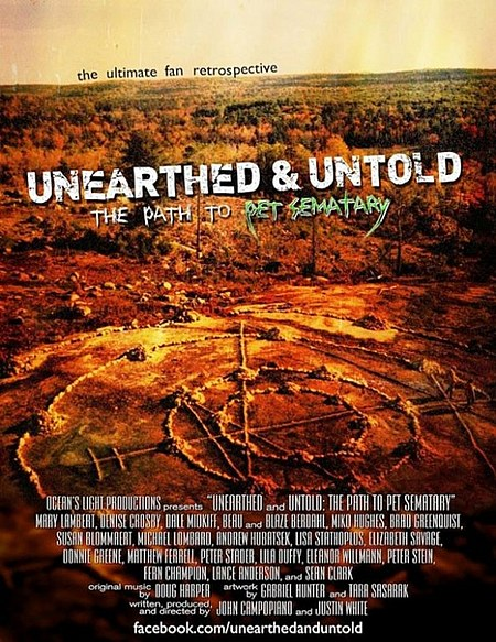 ����� ���� Unearthed & Untold The Path to Pet Sematary