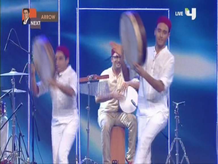 ������ ���� ���� ������  Arabs Got Talent ��� ��� ����� ���� ������ �������� ����� 26-10-2013