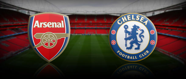 Arsenal vs Chelsea today Tuesday 29-4-2013