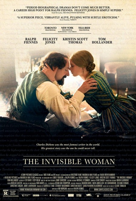 ����� ���� The Invisible Woman
