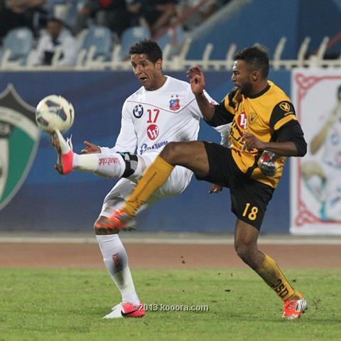 today match AlQadsia - AlKuwait 2-11-2013 AFC Cup 2013