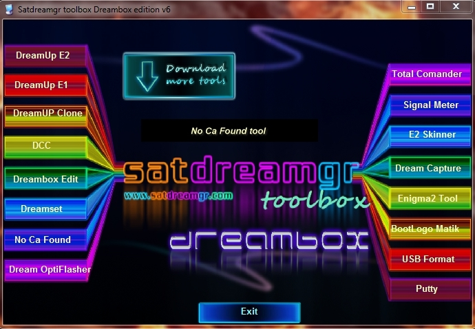 SatDreamGr Toolbox Dreambox Edition v.6