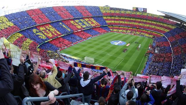 FC Barcelona vs AC Milan mercredi 6-11-2013