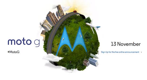 ���� ��� ������ Motorola Moto G �� �������