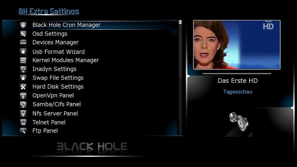 Black Hole Vu+ Duo 1.7.3