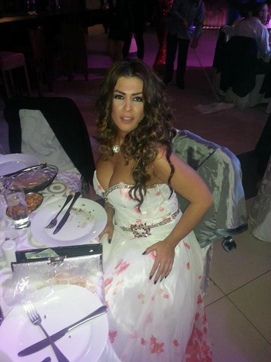 ���� ��� ������� ��������� ����� ��� 2014 Nadine Saab
