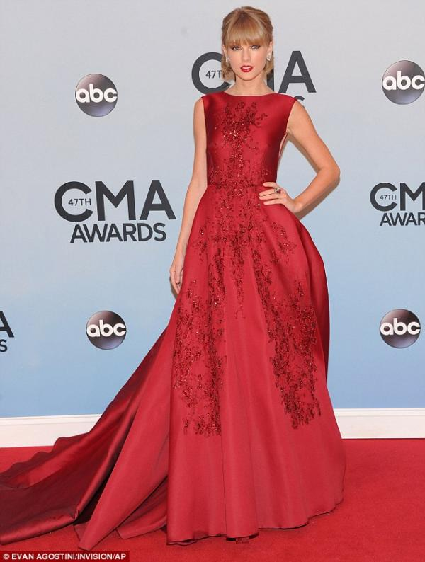 ��� ������ ����� �� ��� ����� ������� Country Music Awards 2013