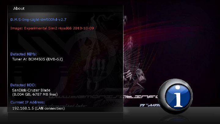 Sim2 D.M.S Img Light dm500hd v2.7 riyad66-84D