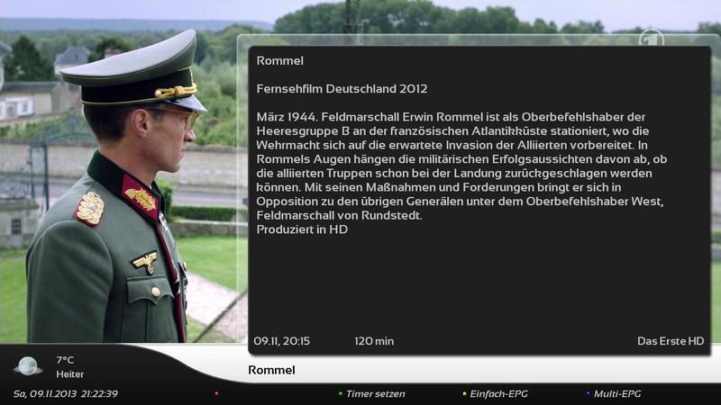 Black-Box HD for Merlin3 OE2.0
