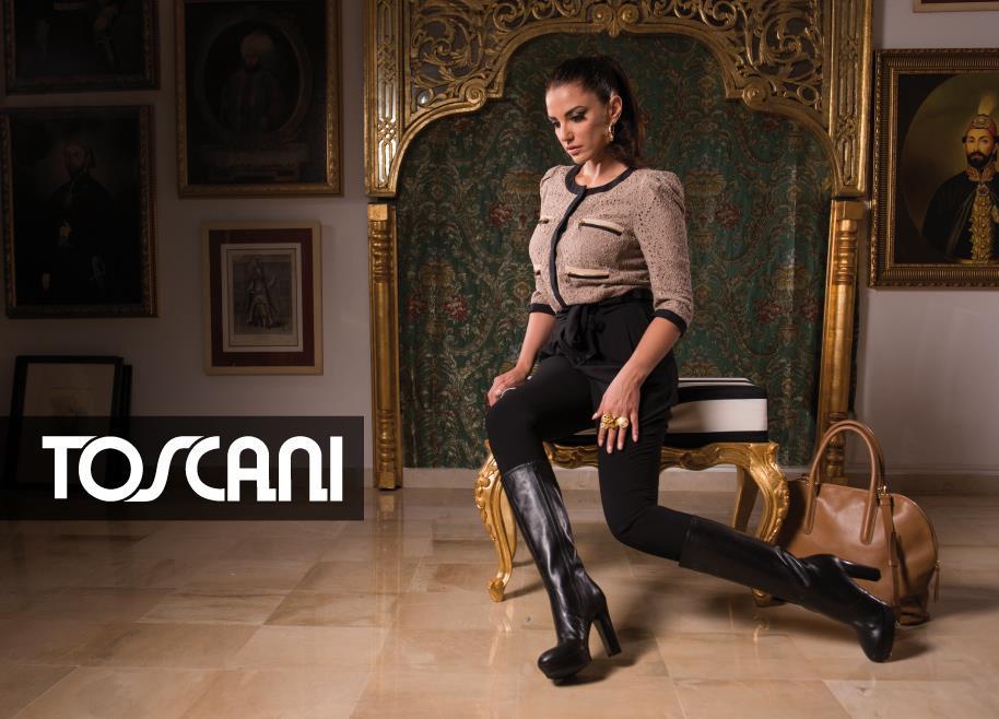 ��� ������� ��� �� ��� ������ Toscani Shoes 2014 ����