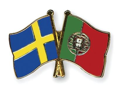 مباراة البرتغال والسويد في تصفيات كاس العالم اليوم الجمعة 15-11-2013
