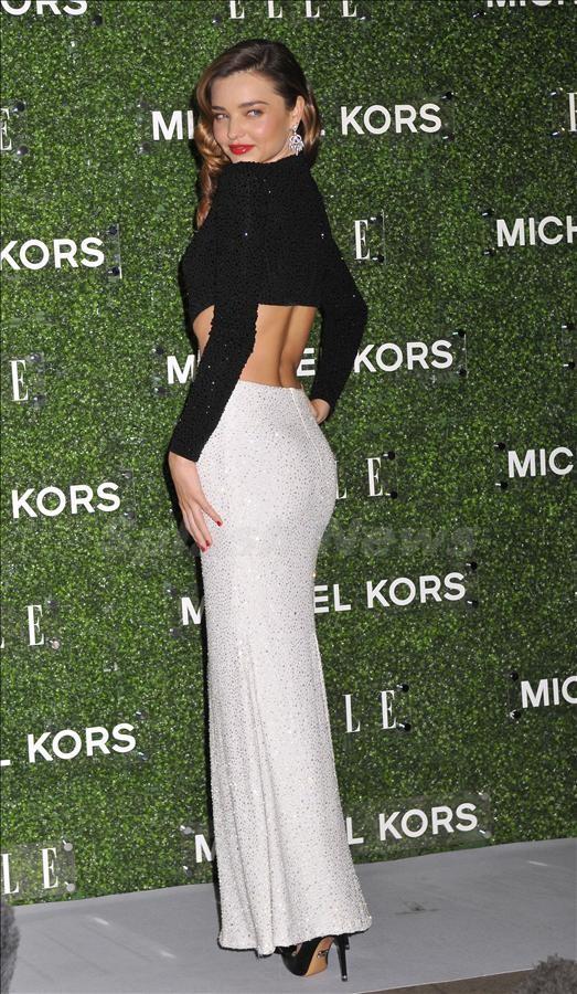 ��� ������ ��� Miranda Kerr ��� ���� ELLE ���������