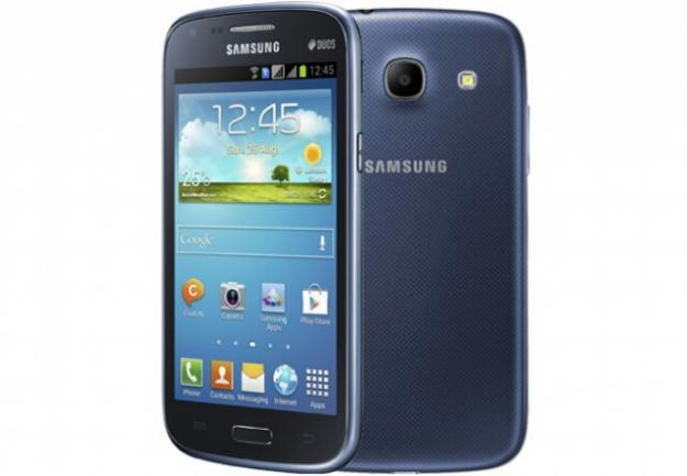 ������� ���� ������� ������ ���� Samsung Galaxy Fresh