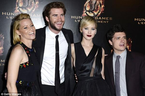 ��� ������ ������ �� ��� ���� The Hunger Games Catching Fire �����