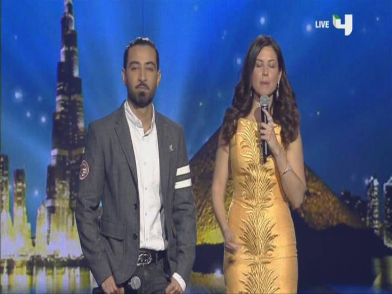 ��� ��� ��� ���� ���� ��� �� ���� ����� ����� 16-11-2013 Arabs Got Talent