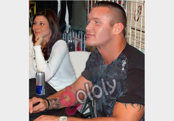 ���� ��� ������� ����� ����� 2014 Randy Orton