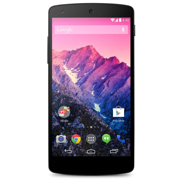 ����� ���� �� ����� 5 LG Nexus