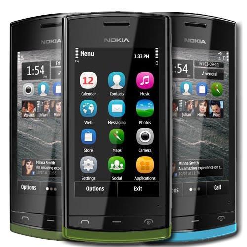 ����� �� ������ ����� ��� 500 Nokia Asha