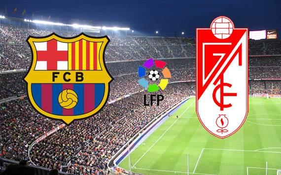 موعد مباراة برشلونة وغرناطة اليوم السبت 23-11-2013